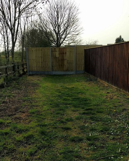 Walkers have objected to fences being put up and plans to change the land to an enclosed residential