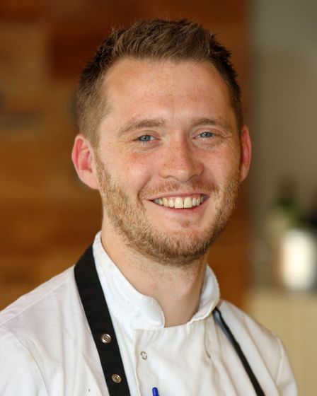 Iain McCarten, head chef at The Last Wine Bar and Restaurant in Norwich. Picture: Andy Newman