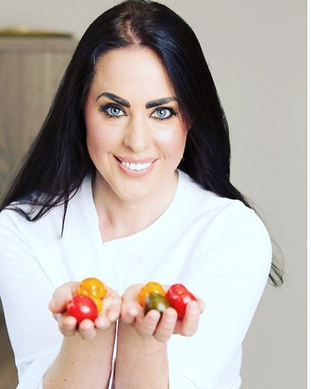 Polly Guy, who will be demonstrating at the Aylsham Show cookery theatre. Pic: contributed