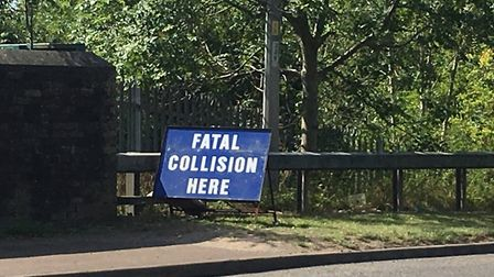 The junction of Mundford Road and Croxton Road in Thetford where the fatal incident happened. Photo: