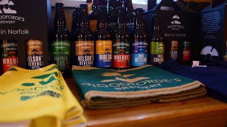 The Woodforde's Ale Trail returns for 2019 Credit: Archant