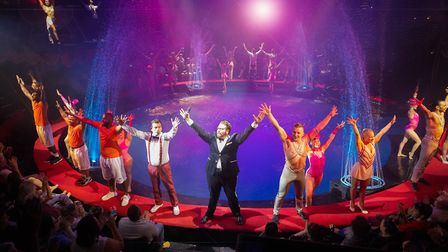 The finale of the Great Yarmouth Hippodrome Circus (C) GY Hippodrome