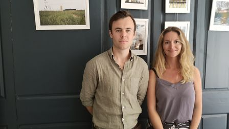 Jack Spencer-Ashworth and Sian Davies of Hudson Architects will take part in the strike. Picture: Ru