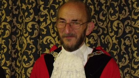 Mr Woods was a long-standing Bungay member of Waveney District Council and town council. Picture: Te