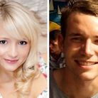 Hannah Witheridge and David Miller. Photo: PA/PA Wire