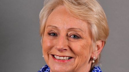 Margaret Stone, Conservative member for Clavering on Norfolk County Council. Pic: Norfolk Conservati