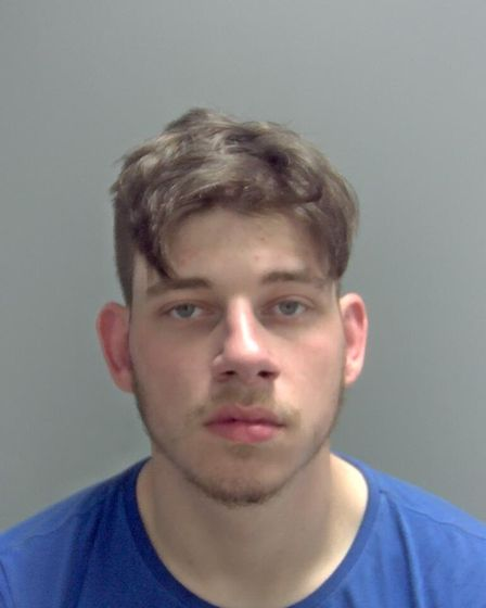 Ricardo Fernandes was jailed for three years 10 months after being caught with two knives and crack