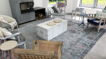 Buying the right rug can be just as important as buying the right furniture. Picture: The Rug Studio