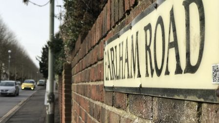 Earlham Road in Norwich has seen a number of road traffic incidents in recent years. Picture: Neil D