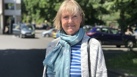 Green city counciloor Denise Carlo. Picture: Neil Didsbury
