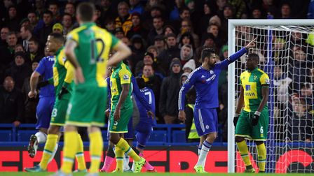 City were beaten by a Diego Costa goal the last time they went to Stamford Bridge for a league game