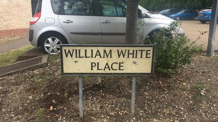 People living in William White Place said repeated drug deals and anti-social behaviour in the area