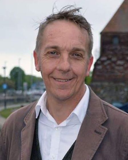 Labour county councillor Mike Smith-Clare. Picture: Norfolk Labour Group