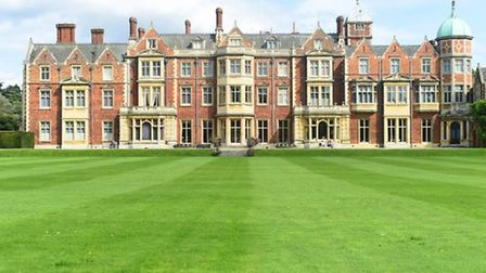 Staff at Sandringham House in Norfolk are among those awarded a pay rise Picture: Ian Burt