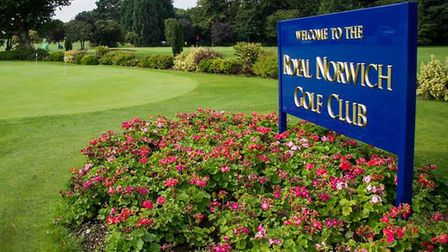 The Royal Norwich Golf Club. Picture: Shorthose Russell.