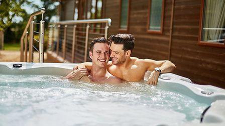 Hoseasons promotes same sex holidays thanks to a change implemented by Simon Altham. Pic: Hoseasons