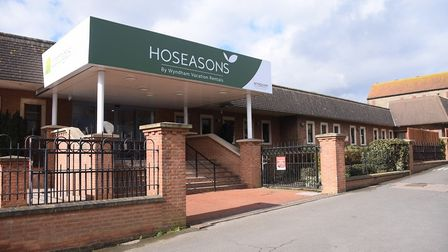 The Hoseasons HQ in Lowestoft. Pic: Archant