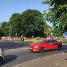The Fiveways roundabout in Earlham Road, Norwich, will be completely shut over the August Bank Holid