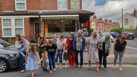 Calls have been made for a crossing on Bowthorpe Road in Norwich. Pic: Tom Pitcher-Cook.