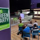 Young Green Party convention at UEA. Photo: Young Green Party