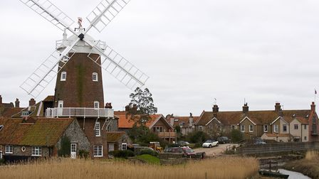 Cley Harbour Day is taking place for a fourth year. Picture: MARK BULLIMORE