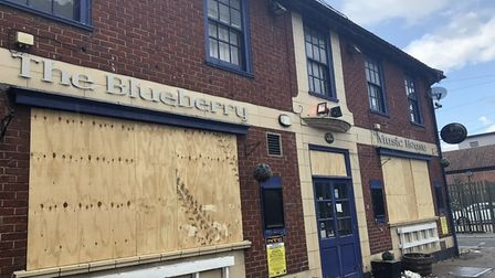 """The Blueberry Music House has closed due to """"unforseen circumstances"""". Picture: Archant"""