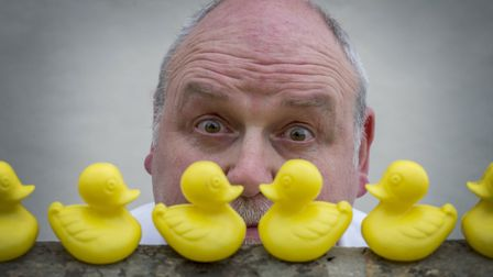 Mr Dent says he has his ducks in a row ready for Brexit. Picture: Matthew Usher.