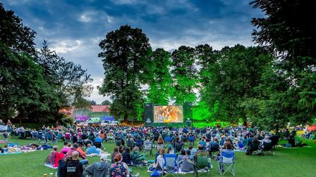 An outdoor screening of The Greatest Showman is coming to High Lodge Thetford after the family fun d