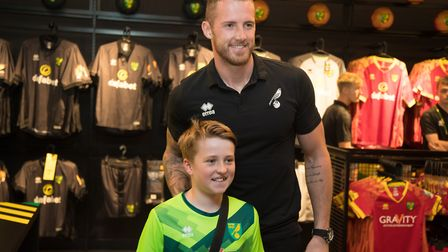 NCFC has opened a new fan hub offering a fully immersing supporter experience. Photo: NCFC