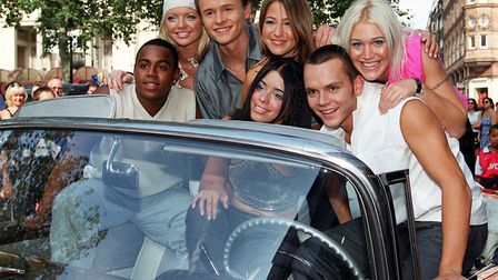 S Club 7 Credit: Rebecca Naden - PA Archive/PA Images
