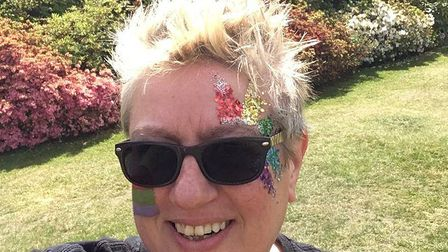 Founder and trustee of Norwich Pride, Julie Bremner, said the merchandise was a bit of fun with a se
