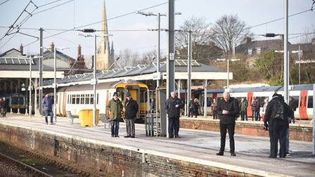 Newcastle United fans travelling to Norwich for the Premier League fixture face rail problems due to