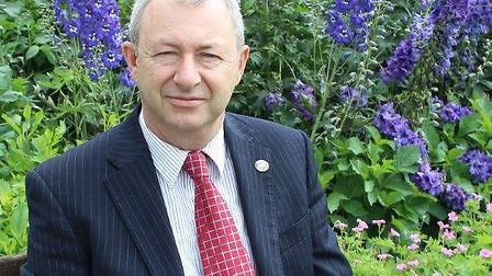 Stephen Crump, headmaster of Hethersett Old Hall School, which is set to become co-educational. Pict