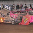 Mat Newson will be hoping for more luck on Saturday than he had at King's Lynn a fortnight ago when