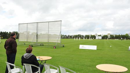 The ground at Halvergate will only be hosting Norfolk League cricket from next season Picture: ARCHA