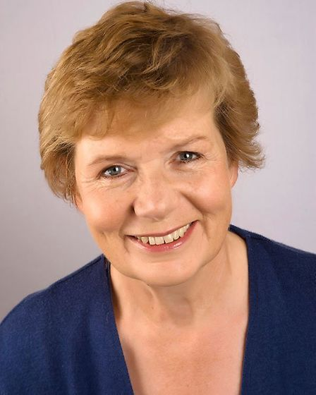Councillor Mary Evans, Suffolk County Council Deputy Leader and Cabinet Member for Highways, Transpo
