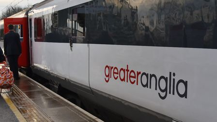 Train faults are causing trouble for commuters on the mainline to London this morning. Picture: Sony