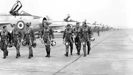 Lightning crews return from a sortie at Coltishall Picture: Archant