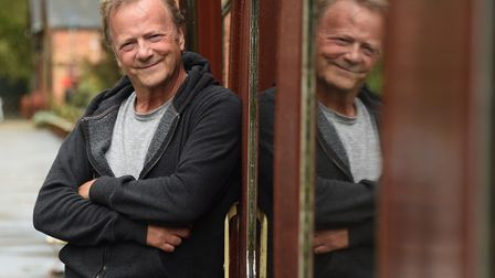 Dancer Steve Kennedy from Whitwell who is in a dance scene in the new Downton Abbey film. Picture: D