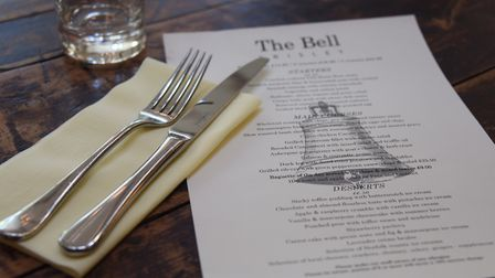 The Brisley Bell. Picture: DENISE BRADLEY