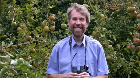 David North, Head of People and Wildlife at Norfolk Wildlife Trust. Photo: Archant