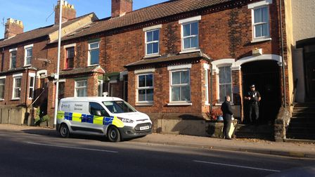 Officers were called to reports that two women, aged in their 60s and 70s, had sustained knife injur