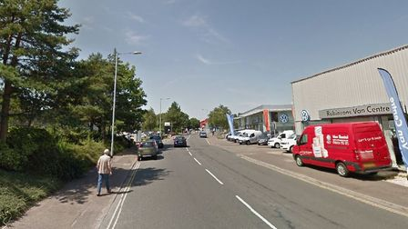 Heigham Street, Norwich. Picture: Google Maps