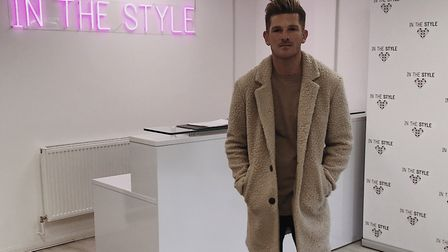 In The Style founder Adam Frisby. Picture: In The Style