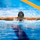 Jessica-Jane Applegate had to settle for silver at the World Para Swimming Championships. Picture: S