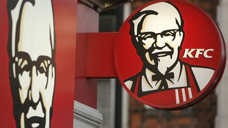 Five new KFC drive-thrus are set to open in Norwich. Picture: PA Archive/PA Images