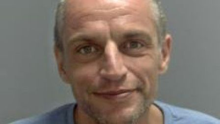 Wayne Hambling was jailed for nine years with four years extended licence after admitting robbery an