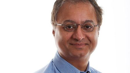 Doctor Anoop Dhesi, chairman of North Norfolk Clinical Commissioning Group. Photo: GYW CCG