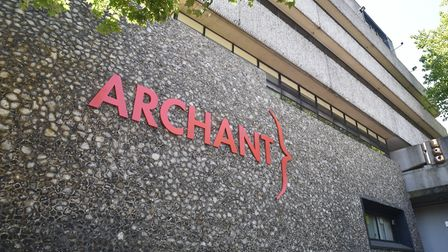 Archant, which is based in Norwich, has announced a major new partnership with Google.Picture: ANTON