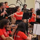 The Sistema Orchestra performing at the Assembly House in Norwich Photo: Sistema